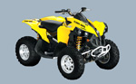 Can-Am Renegade 800 EFI: подробнее