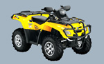 Can-Am Outlander 650 EFI XT: подробнее