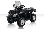 Arctic Cat 366 SE Metal Black: подробнее