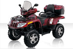 Arctic Cat TRV 1000 EFI Cruiser: подробнее