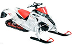 Arctic Cat ProCross XF 1100 Sno Pro Turbo Limited: подробнее
