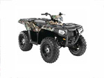 Polaris Sportsman XP 850 EFI EPS: подробнее