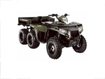 Квадроцикл Polaris Sportsman 800 BIG BOSS 6x6: подробнее