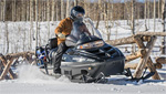 Снегоход Polaris 550 WIDETRAK LX: подробнее